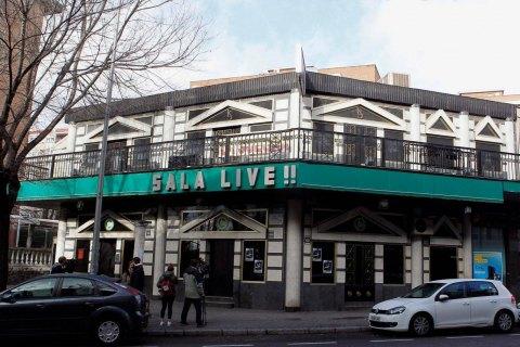 В ночном клубе в Мадриде обвалился потолок, 26 раненых