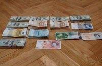 """При обыске у главного борца с контрабандой в """"Борисполе"""" нашли $55 тысяч"""