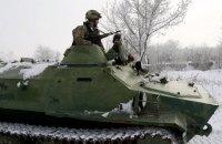 В зоне ООС провели учения противотанковые мотопехотные бригады