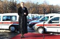 """Дело по """"скорым"""" Тимошенко передано в суд"""