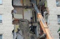 Мешканці будинку, що завалився в Луцьку, готують протест