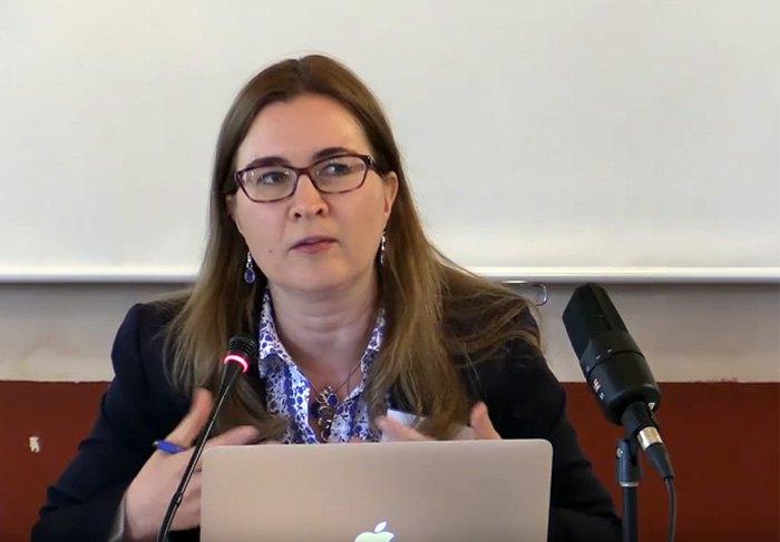 Руководитель Центра Россия / ННГ в IFRI Татьяна Кастуева-Жан