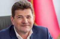 Мэр Запорожья Владимир Буряк ведет в горсовет свою партию