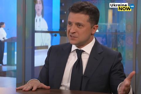 Зеленський: Україна заслуговує на членство в НАТО і не повинна його просити