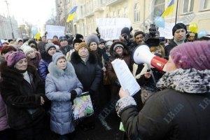 Одесские предприниматели остались ночевать на рынке, чтобы защитить бизнес