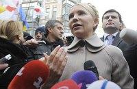 Бывший защитник уверена в безапелляционной победе Тимошенко в Евросуде