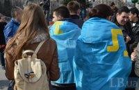 """У Криму заборонили знімати журналістам ATR, """"15 минут"""", """"Крым.Реалии"""" та QHA"""