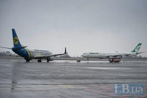 Полеты на курорты Турции из Украины не прекращались