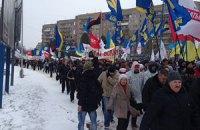 Ужгородский горсовет создал Народную раду