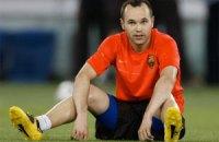 Иньеста успеет востановиться к ноябрьским матчам Евро-2016