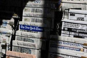 Интернет-СМИ в США по рекламным доходам оказались прибыльнее печатных