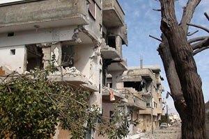 Сирійські війська порушують договір з ООН