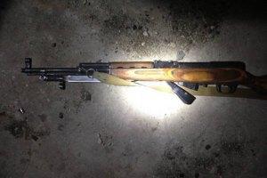 Міліція затримала угруповання, яке намагалося пограбувати склад зі зброєю