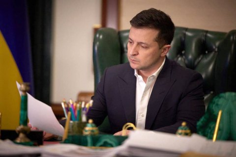 Зеленский вынес на заседание СНБО вопрос о тарифе на электроэнергию