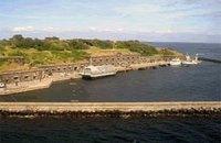 В Дании выставлен на продажу остров короля Кристиана IX с крепостью, в которой 200 комнат