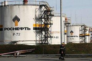 """""""Роснефть"""" из-за санкций и низких цен подешевела на 40%"""