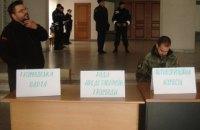 Сторонники Милобога остаются на первом этаже мэрии Кривого Рога