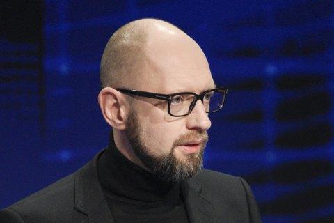 Яценюк пропонує прописати введення миротворців на Донбас у Мінських угодах