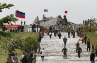 Міноборони: Росія продовжує звозити на Донбас зброю і боєприпаси