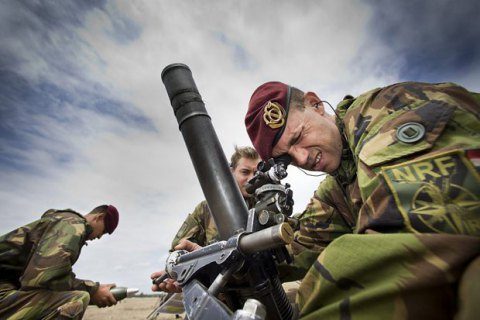 Страны Балтии договорились увеличить оборонные бюджеты
