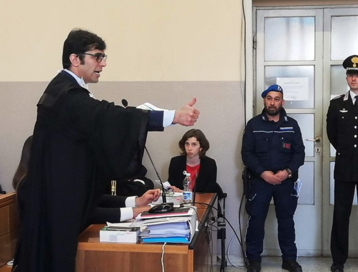 Прокурор Андреа Занончелли