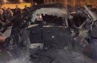 Власти Грузии сочли провокацией взрыв машины с соратником Саакашвили