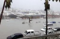 """Ураган """"Ирма"""" сделал Карибский остров Барбуда непригодным для жизни"""