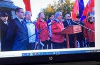 """СБУ провела обшуки у пов'язаних з """"Українським вибором"""" осіб (оновлено)"""