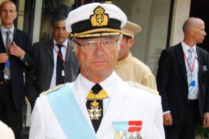 Янукович поблагодарил шведского короля за поддержку