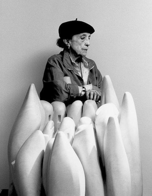 Луїз Буржуа, Віч-на-віч, 1970