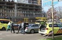 В Утрехті чоловік відкрив стрілянину по трамваю, є загиблі та поранені (оновлено)