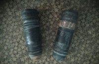 На месте обстрела в Бахмутском районе нашли российские боеприпасы 2008 года