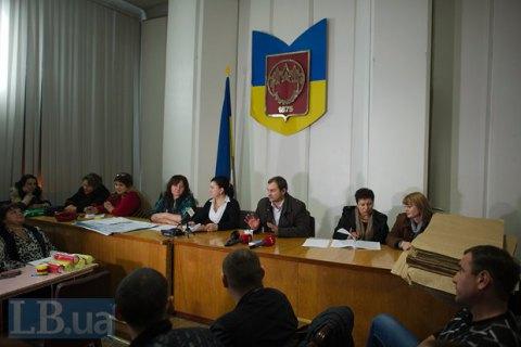 МВД завело дело на избирательные комиссии Красноармейска и Сватово (обновлено)