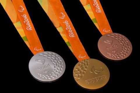 Українські спортсмени виграли 11 медалей в шостий день Паралімпіади