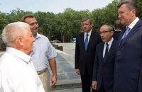 В Харькове посмотреть на Януковича пускают только с документами