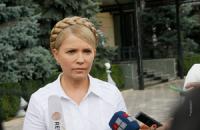 """Тимошенко рассказала, что летчица Савченко сама захотела в """"Батькивщину"""""""