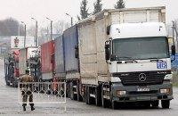 Путін на півроку продовжив заборону на транзитні перевезення з України в Казахстан і Киргизстан
