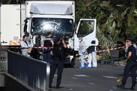 Во Франции умер еще один пострадавший в ходе теракта в Ницце
