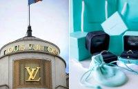 Louis Vuitton купив легендарний ювелірний бренд Tiffany & Co майже за 16 млрд доларів