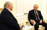У Кремлі назвали дату нової зустрічі Путіна із Лукашенком