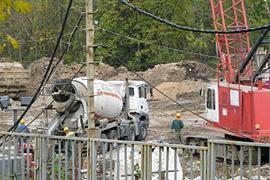 Киев выделил 2 га под вертолетную площадку Януковича