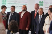 Официальная делегация Украины посетила форум Злочевского в Монако