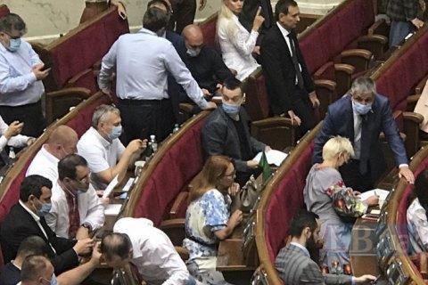Рада приняла в первом чтении законопроект о Бюро экономической безопасности