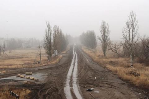 Бойовики вперше за тривалий період обстріляли позиції сил АТО з артилерії  - штаб