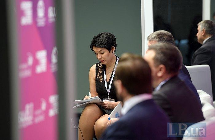 Соня Кошкина, шеф-редактор издания LB.ua.