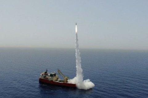 В Израиле испытали баллистические ракеты малой дальности