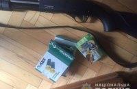 Полиция Киева задержала пенсионерку, ранившую девушку из винтовки