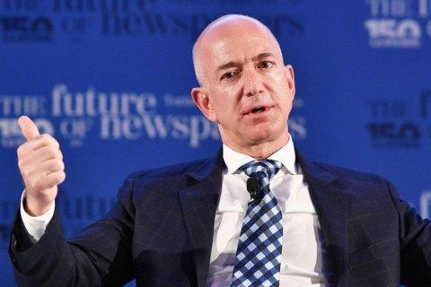 Засновник Amazon знову очолив рейтинг Forbes