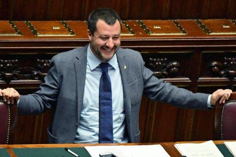 Вице-премьер Италии потребовал досрочных выборов
