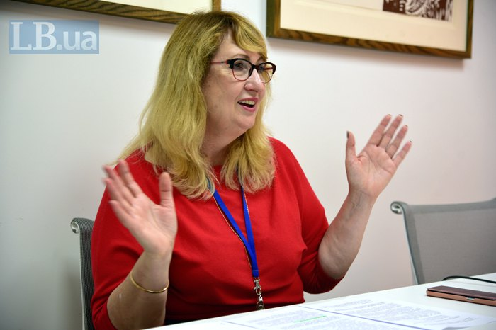 Вікторія Іваніщева, Менеджерка проектів Британської Ради в Україні